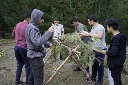 Eyüpsultan Belediyesi, Bolu Aladağ, 2. Seviye Özel Eğitim Kampı, Eyüpsultan Belediye Başkanı Remzi Aydın