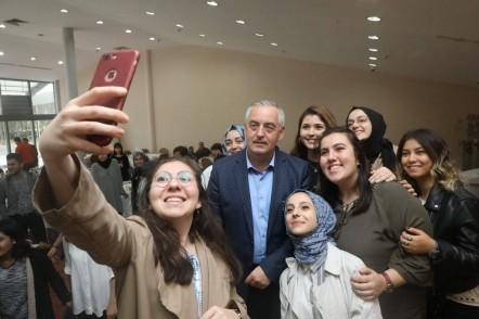 Eyüpsultan Belediye Başkanı Remzi Aydın, Simurg, yurtdışı, kahvaltı