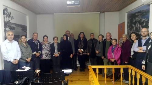 8. EYSAM Sohbetleri, Osmanlı Çinileri, Eyüpsultan Belediyesi