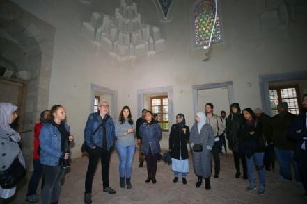 Umman GuTech Alman Universitesi, Umman, ESTAM, GEZİ, SUNUM