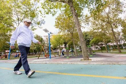 Eyüpsultan Belediyesi Park ve Bahçeler Müdürlüğü, Eyüpsultan Belediye Başkanı Remzi Aydın, park