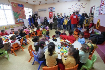 Eyüpsultan Belediye Başkanı Remzi Aydın, Eyüpsultan Belediyesi Çocuk Meclisi, SİMURG, Nizip, çadır kent