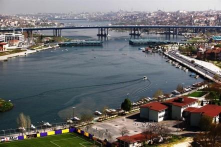 Haliç, İstanbul Su ve Kanalizasyon İdaresi, İSKİ