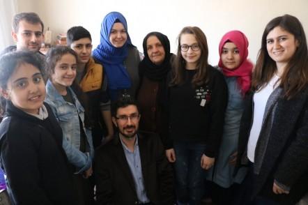 asker, aile, maaş, destek, Eyüpsultan Belediyesi, Ensar-ı Çınar