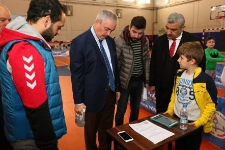 Türkiye Sportif Yetenek Taraması ve Spora Yönlendirme Projesi, Eyüpsultan Belediye Başkanı Remzi Aydın