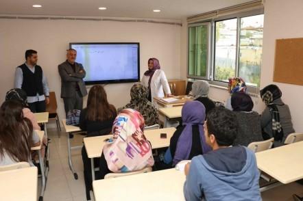 Eyüpsultan Belediyesi, Simurg Yaygın Eğitim Programı, Bilgi Evleri, Gençlik Merkezleri, Başkan Remzi Aydın