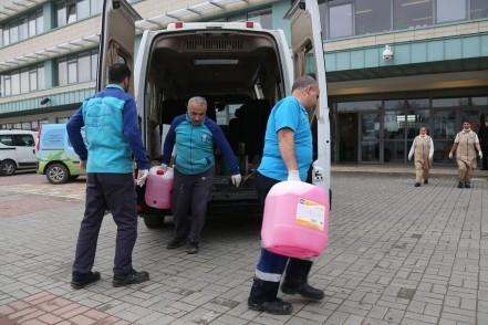 Eyüpsultan Belediye Başkanı Remzi Aydın, Eyüpsultan Belediyesi Temizlik İşleri Müdürlüğü, temizlik