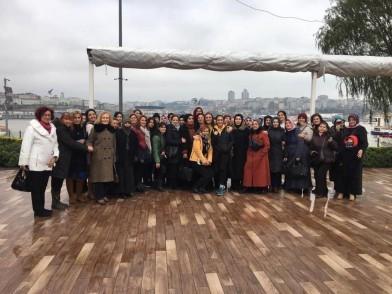 Eyüpsultan Belediye Başkanı Remzi Aydın, Haydi Hanımlar Spora