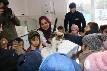 Eyüpsultan Belediyesi Veteriner İşleri Müdürlüğü, Kemerburgaz Sokak Hayvanları Kliniği, Eyüpsultan Belediye Başkanı Remzi Aydın