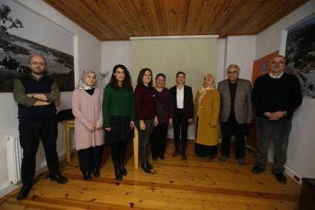 Somut Olmayan Kültürel Miras, EYSAM, Dr.Tuba Özkan, Eyüpsultan Belediye Başkanı Remzi Aydın