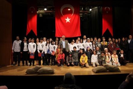 SİMURG, Bilgi Evleri, Sarıkamış, Eyüpsultan Belediye Başkanı Remzi Aydın