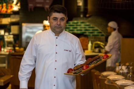 Chef Erdal Adana Kebap,  Göktürk, Erdal Şef, Erdal Demir