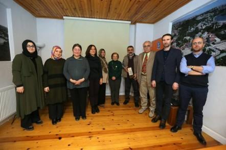 Eyüp Sultan Tarihi Alan Merkezi, ESTAM, İhsan İlze