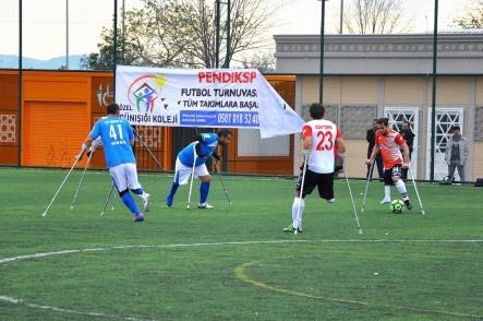 Eyüpsultan Belediyesi, Remzi Aydın, Metin Çırpan, Göktük Ampute Engelliler Spor Kulübü Futbol Takımı