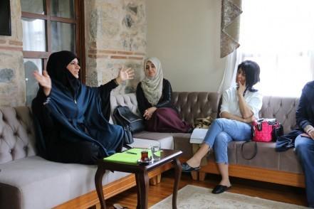 Eyüpsultan Belediyesi Kültür İşleri Müdürlüğü, Esma-i Hüsna sırları, Habibe Ayvacı