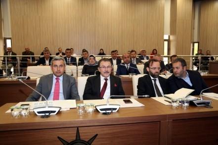 Eyüpsultan Belediyesi, Eyüpsultan Belediye Başkanı Deniz Köken, meclis