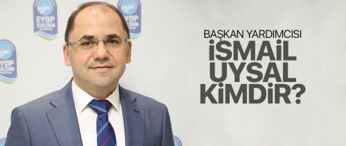 Başkan Yardımcısı, İsmail Uysal, Eyüpsultan Belediyesi