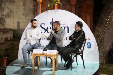 Eyüpsultan Belediyesi, Ramazan, Şiir Meclisi, Kültür, Sanat ve Edebiyat Söyleşileri
