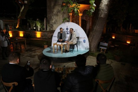 Halil İbrahim Sofuoğlu, Ramazan Sohbeti, Zal Mahmut Paşa Külliyesi