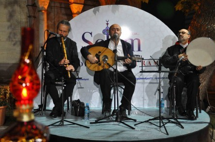 Eyüpsultan Belediyesi, Ramazan, Zal Mahmut Paşa Külliyesi Avlusu, Meşk Akşamı
