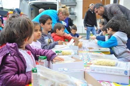 Eyüpsultan Belediyesi, Ramazan Çocuk Karavanı, Tekne Orucu
