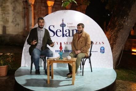 Eyüpsultan Belediyesi, Ramazan Söyleşileri, Dylemi Sahaf Palewi, İbrahim Altay, Birol Biçer