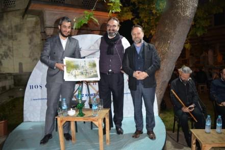 Eyüpsultan Belediyesi, Senai Demirci, Zal Mahmut Paşa Külliyesi, Kültür Sohbetleri