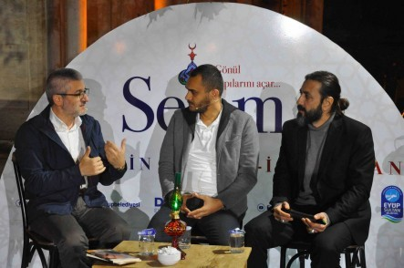 Eyüpsultan Belediyesi, Özcan Ünlü, Kültür Sohbetleri, Seyfullah Kartal