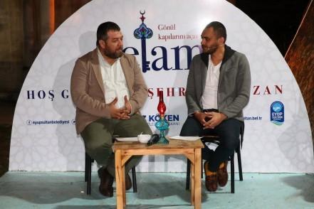 İsmail Kılıçarslan, Kültür, Sanat ve Edebiyat Söyleşileri, Eyüpsultan Belediyesi