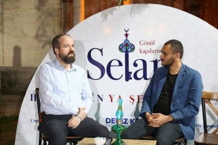 Tarih Araştırmacısı Mehmet Dilbaz, Ramazan Söyleşileri, Eyüpsultan Belediyesi, Ramazan