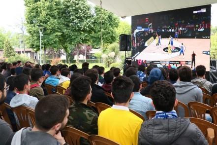 Eyüpsultan Belediyesi, Euroleague Final Four, Eyüpsultan Belediye Başkanı Deniz Köken