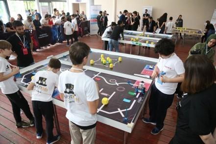 Eyüpsultan Belediyesi, Robotistan, Habitat Derneği, Türkiye MakeX Uluslararası Robot Turnuvası