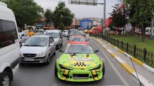 Teamart Motor Sporları Grubu, Eyüpsultan Belediyesi, Eyüpsultan Çocuk Esirgeme Kurumu, Deniz Köken