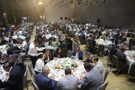 Eyüpsultan Belediye Başkanı Deniz Köken, Sivil Toplum Kuruluşları iftar, Eyüpsultan Belediyesi