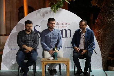 Raşit Ulaş, Zal Mahmut Paşa Külliyesi, Şiir Meclisi, Eray Sarıçam, Cengizhan Genç