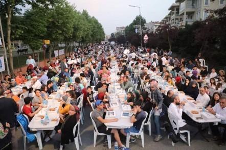 Eyüpsultan Belediyesi, Ramazan, Göktürk Mahallesi, iftar, Eyüpsultan Başkanı Deniz Köken