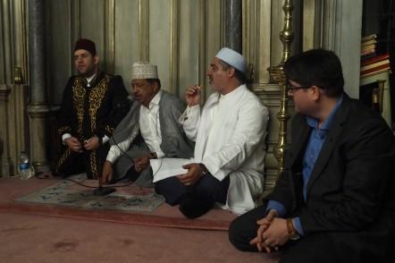 Ramazan, Kadir gecesi, Eyüp Sultan Camii, Kuran-ı Kerim