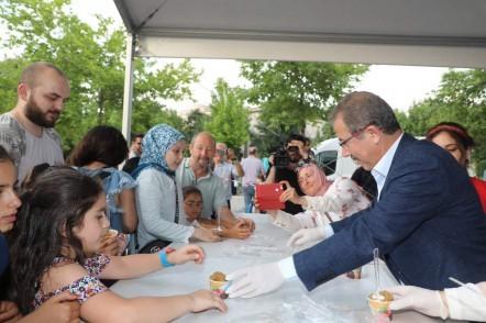 Eyüpsultan, Karadeniz Festivali, Eyüpsultan Belediye Başkanı Deniz Köken, karalahana