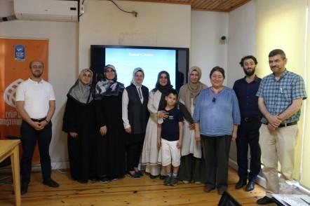 Eyüpsultan Belediyesi Eyüpsultan Araştırma Merkezi, EYSAM, Eyüp Sultan Türbesi A ve B Hazirelerinin Şahideleri