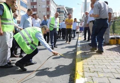 Eyüpsultan Belediye Başkanı Deniz Köken, Fiziki Tarama Çalışmaları, Yeşilpınar