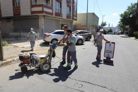 Eyüpsultan Belediye Başkanı Deniz Köken, Fiziki Tarama Çalışmaları, Güzeltepe Mahallesi