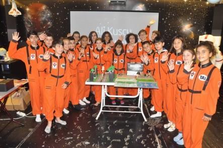Altın Karınca Belediyecilik Yarışması, Kültür ve Sanat kategorisi, Ali Kuşçu Uzay Evi