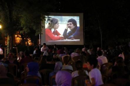 Eyüpsultan Belediyesi, Kültür İşleri Müdürlüğü, Açık Hava Sinema Geceleri, Yeşilpınar Mahallesi