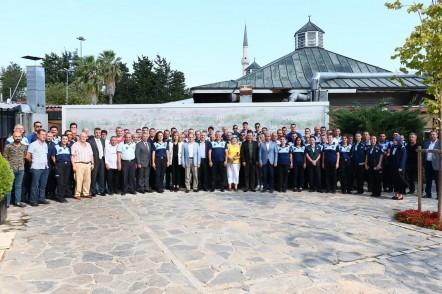 Eyüpsultan Belediyesi, Zabıta Teşkilatı, Ensari Konağı, Eyüpsultan Belediye Başkanı Deniz Köken