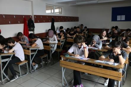 Eyüpsultan Belediyesi, 12. sınıf, TYT SBS, Seviye Belirleme Sınavı