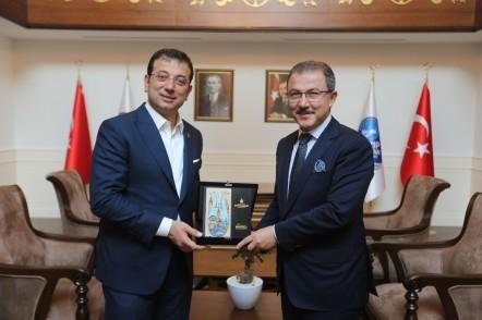 İstanbul Büyükşehir Belediye Başkanı, Ekrem İmamoğlu, Eyüpsultan Belediyesi, İBB