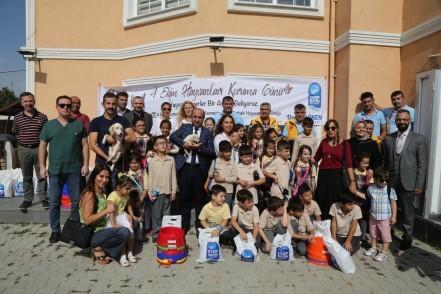 Eyüpsultan Belediyesi, 4 Ekim Dünya Hayvanları Koruma Günü, Kemerburgaz Sokak Hayvanları Kliniği