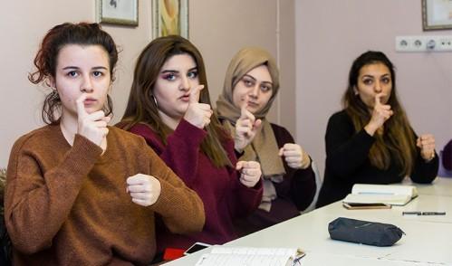 Türk İşaret Dili Kursu Başlıyor
