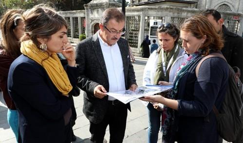 Belediye-Üniversite İşbirliğinde Tarihi Eser Çalışması