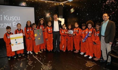 Ali Kuşçu Uzay Evi, 50 Bin öğrenciye ulaştı